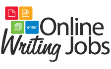 Academic writing jobs online