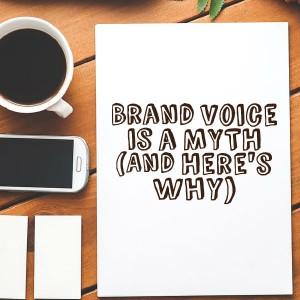Voice writing jobs