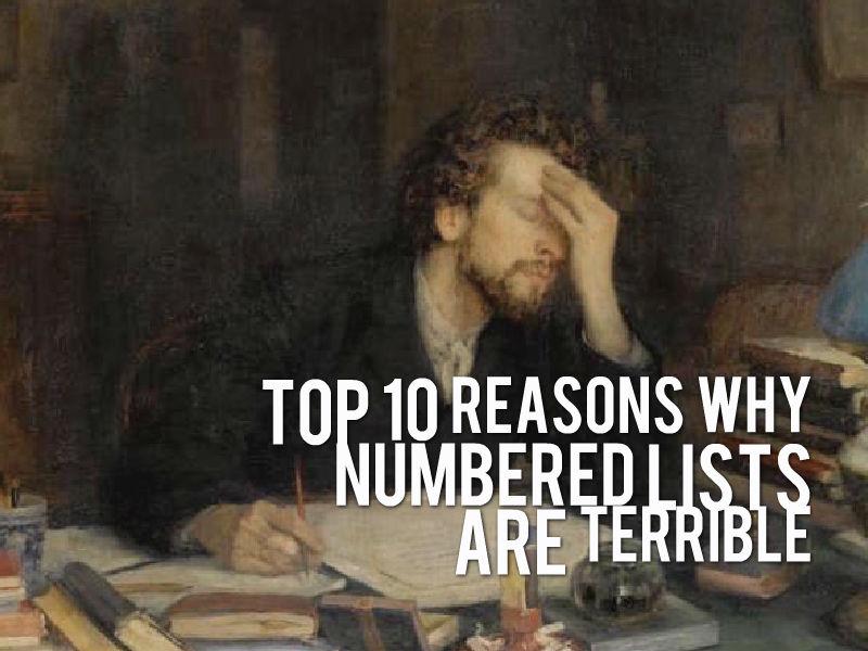 Top 10 header