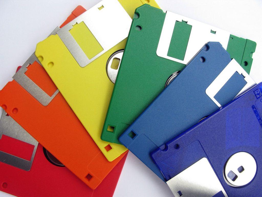 Flopps disks